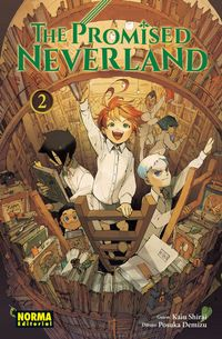 Libro THE PROMISED NEVERLAND #2