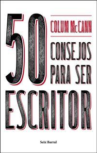 Libro 50 CONSEJOS PARA SER ESCRITOR