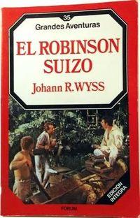 Libro LOS ROBINSONES SUIZOS