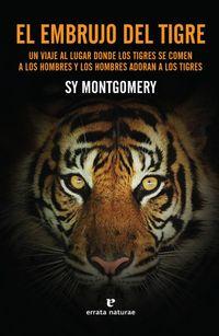 Libro EL EMBRUJO DEL TIGRE