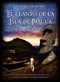 Libro EL LLANTO DE LA ISLA DE PASCUA