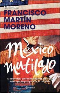 Libro MEXICO MUTILADO