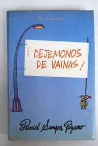 Libro DEJEMONOS DE VAINAS