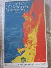 Libro LA CASTELLANA DE SHENSTONE