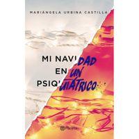Libro MI NAVIDAD EN UN PSIQUIÁTRICO