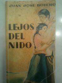 Libro LEJOS DEL NIDO