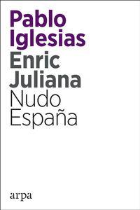 Libro NUDO ESPAÑA