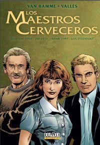 Libro LOS MAESTROS CERVECEROS #02
