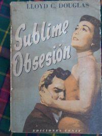 Libro SUBLIME OBSESION