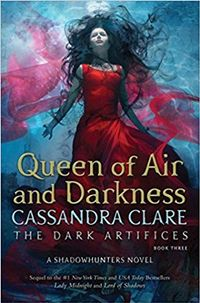 Libro QUEEN OF AIR AND DARKNESS