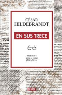 Libro HILDEBRANDT EN SUS TRECE