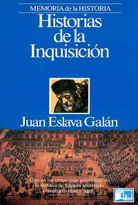 Libro HISTORIAS DE LA INQUISICION