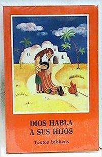 Libro DIOS HABLA A SUS HIJOS - TEXTOS BÍBLICOS