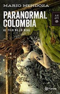 Libro PARANORMAL COLOMBIA