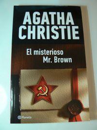Libro EL MISTERIOSO MR BROWN