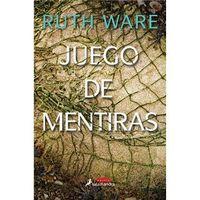 Libro JUEGO DE MENTIRAS