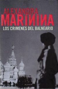 Libro LOS CRIMENES DEL BALNEARIO
