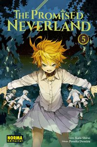 Libro THE PROMISED NEVERLAND 5