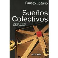 Libro SUEÑOS COLECTIVOS