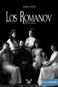 Libro ROMANOV, CAPITULO FINAL