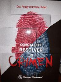 Libro COMO SE DEBE RESOLVER UN CRIMEN