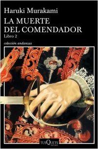 Libro LA MUERTE DEL COMENDADOR #2