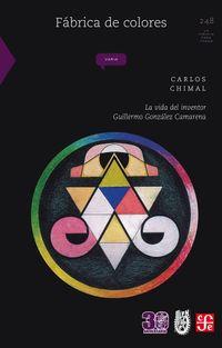 Libro FÁBRICA DE COLORES