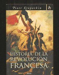 Libro HISTORIA DE LA REVOLUCIÓN FRANCESA