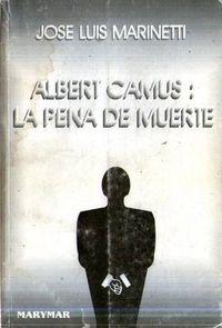 Libro ALBERT CAMUS: LA PENA DE MUERTE
