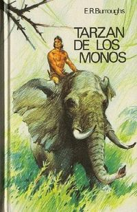 Libro TARZÁN DE LOS MONOS