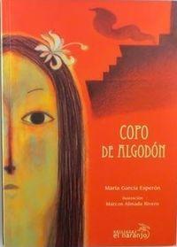 Libro COPO DE ALGODÓN