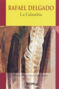 Libro LA CALANDRIA
