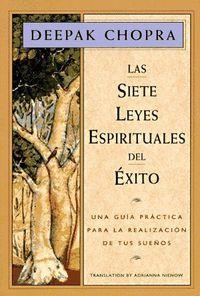 Libro LAS 7 LEYES ESPIRITUALES DEL ÉXITO