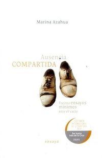 Libro AUSENCIA COMPARTIDA