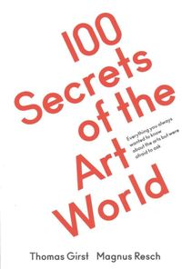Libro 100 SECRETS OF THE ART WORLD