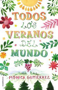 Libro TODOS LOS VERANOS DEL MUNDO