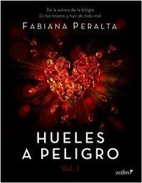 Libro HUELES A PELIGRO #1