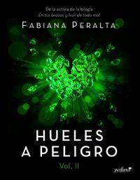 Libro HUELES A PELIGRO #2