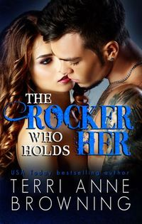 Libro THE ROCKER WHO HOLDS HER (THE ROCKER #5)