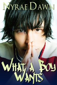 Libro WHAT A BOY WANTS (WHAT A BOY WANTS #1)