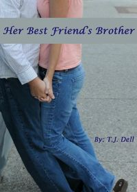 Libro HER BEST FRIEND'S BROTHER