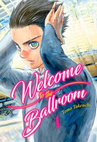 Libro WELCOME TO THE BALLROOM #1