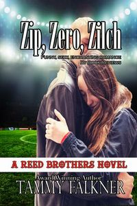 Libro ZIP, ZERO, ZILCH (THE REED BROTHERS #6)