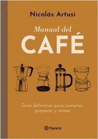 Libro MANUAL DE CAFÉ