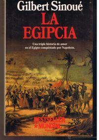 Libro LA EGIPCIA