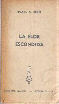 Libro LA FLOR ESCONDIDA