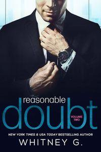 Libro REASONABLE DOUBT (REASONABLE DOUBT #3)