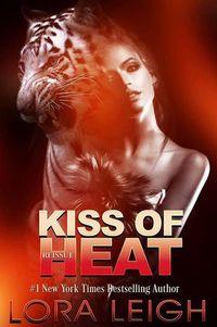 Libro KISS OF HEAT (BREEDS #4)