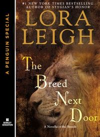 Libro THE BREED NEXT DOOR (BREEDS #5.5)