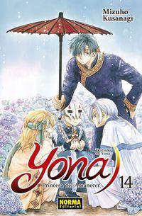 Libro YONA, PRINCESA DEL AMANECER #14
